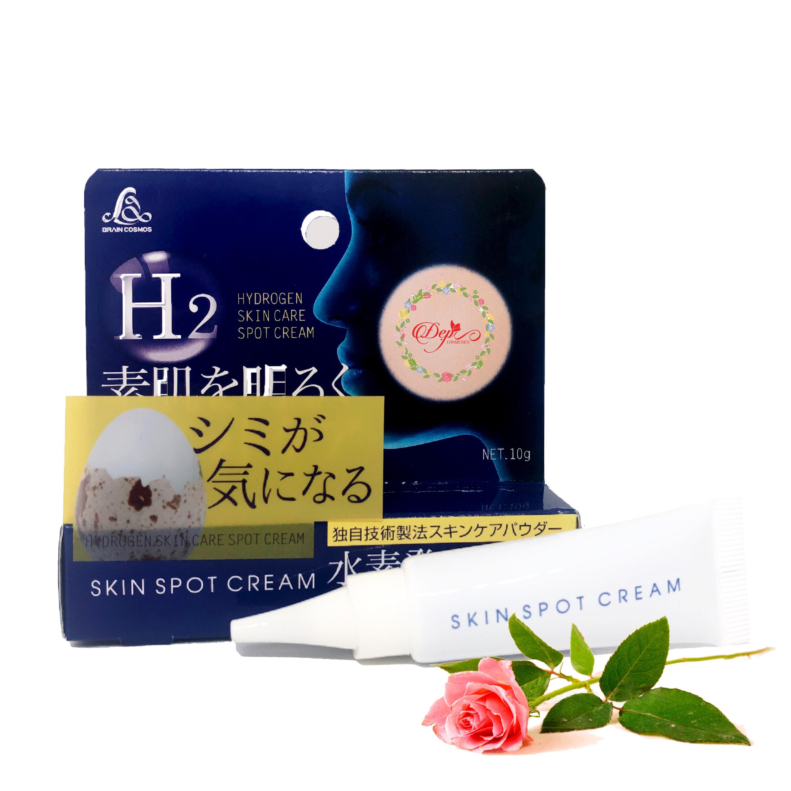 Kem trị nám, tàn nhang H2- Skin Spot Cream