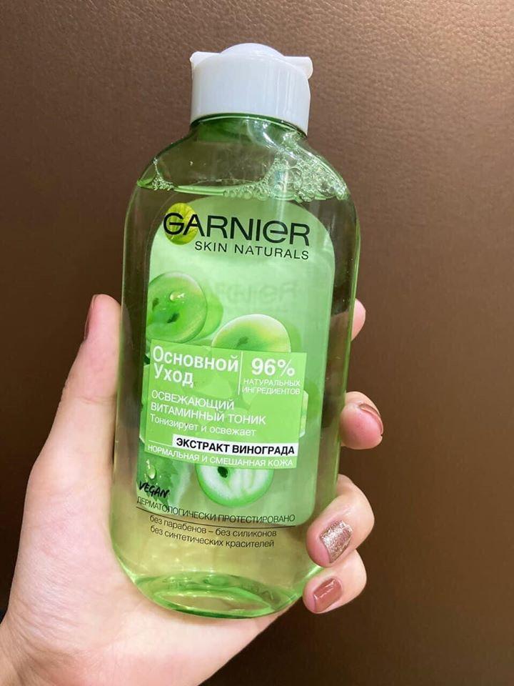 Nước hoa hồng Garnier có tốt không? Review 3 sản phẩm bán chạy nhất