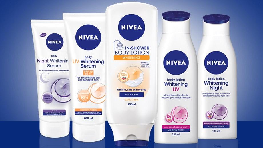 [Review]: Top 3 sữa dưỡng thể trắng da Nivea đáng mua nhất hiện nay