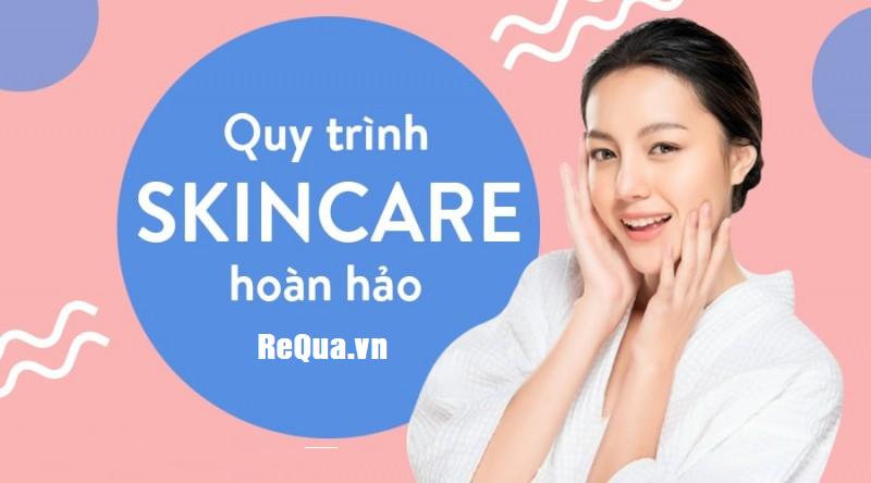 Skincare là gì? 6 bước skincare chuẩn chỉ Chị Em cần nhớ