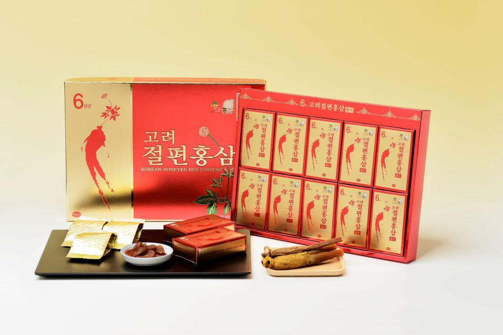 Hồng sâm mật ong KGS Hàn Quốc có thực sự tốt? Có công dụng gì?