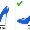 Kinh nghiệm chọn giày cao gót
