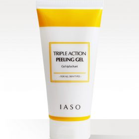 Gel tẩy da chết IASO Triple Action Peeling Gel